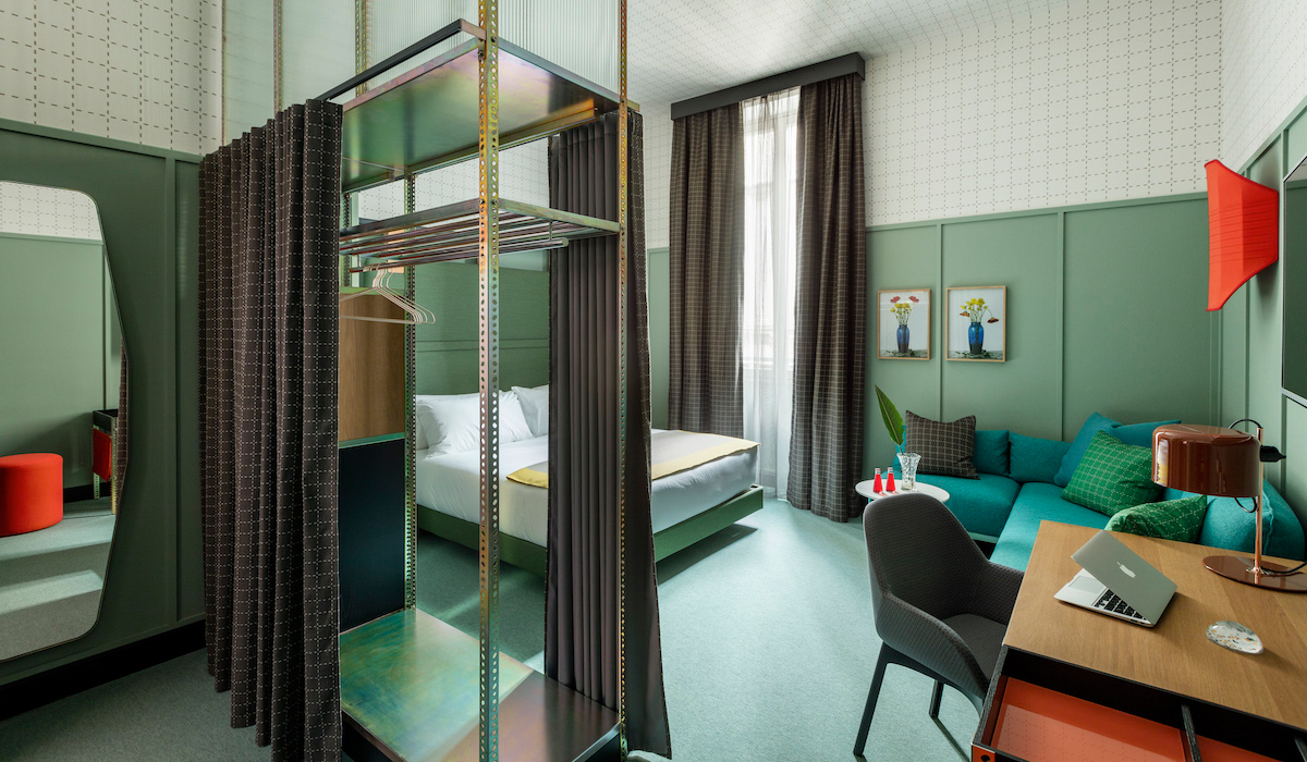 Hotel Room Mate Giulia Milano