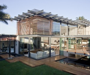 House Aboo- Modern Luxury Residence, South Africa