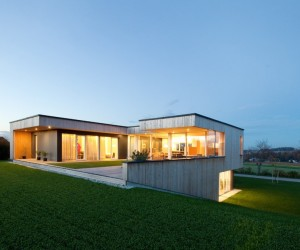 House D by Hohensinn Architektur