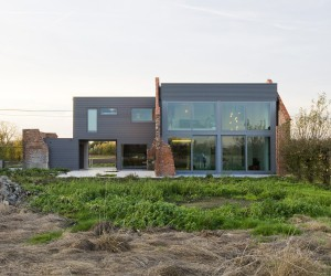 House DSA designed by MarS Architecten