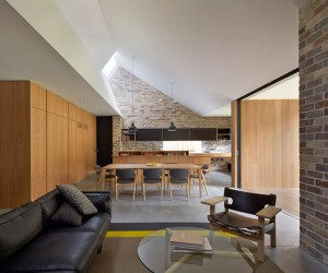 House Extension by Andrew Burges