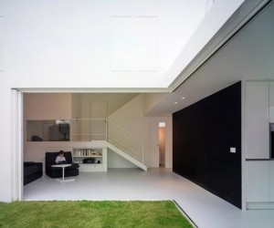 House for a Violinist by OAM Arquitectos