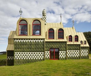House for Essex by Grayson Perry and FAT Architecture