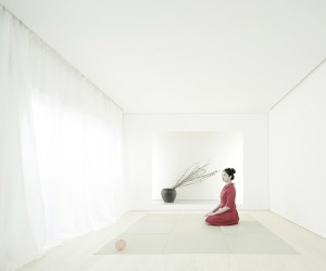 House for INSTALLATION by Jun Murata  JAM