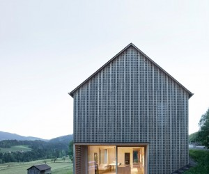 House for Julia and Bjorn by Architekten Innauer Matt