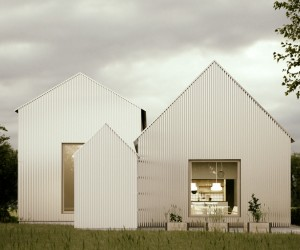 House for Mother by Frstberg Arkitektur