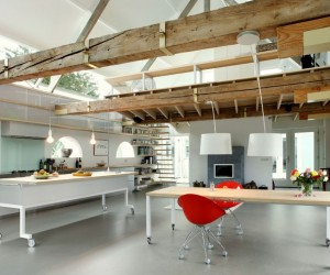 House G Barn Conversion By Maxwan Architects