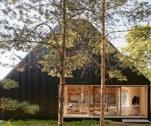House Husar by Tham  Videgrd Arkitekter