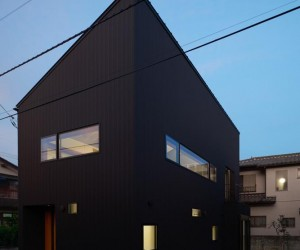 House in Ageo by Kasa Architects