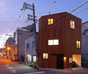 House in Chiyosaki by Coo Planning