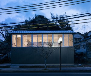 House in Futako by Yabashi Architects  Associates