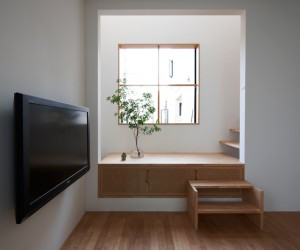 House in Futakoshinchi by Tato Architects