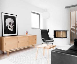 House in Gumiece  Loft Szczecin Studio