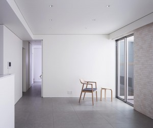 House in Higashiyodogawa by NRM Architects Office