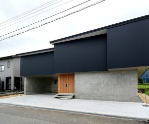 House in Ishigakishin by ttyya