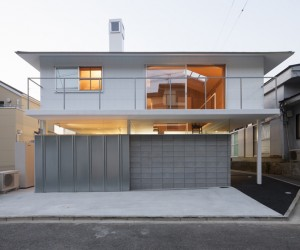 House in Kawanishi by Tato Architects