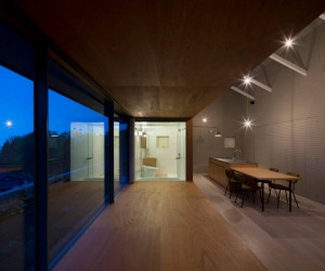 House in Kiirenakamyo by Suppose Design Office