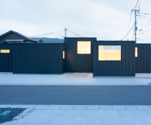 House in Maniwa by Yasunari Tsukada Design