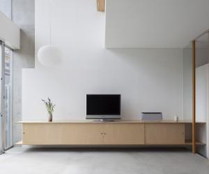 House in Midorigaoka by Yutaka Yoshida Architect  Associates