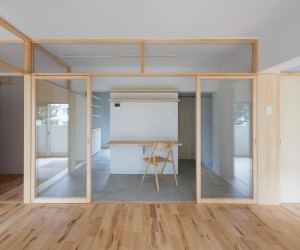 House in Natsumidai by Camp Design inc.