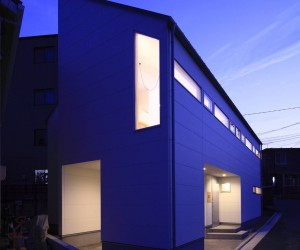 House in Nishihara by Yasuhiro Tahara Architectural Design Office