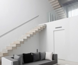 House in Ontinyent by Borja Garcia Studio