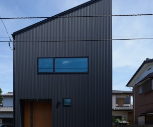 House in Saitama by KASA ARCHITECTS