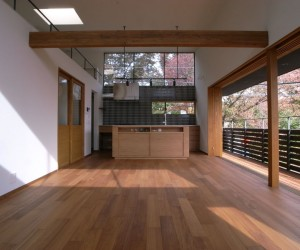 House in Sakuracho by High Land Design
