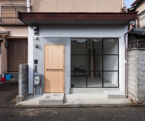 House In Shichiku by Shimpei Oda Architect Office