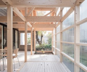 House in Shinkawa by Yoshichika Takagi  Associates