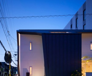 House in Shukugawa by NRM Architects Office