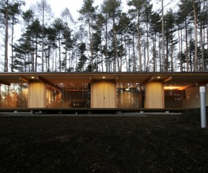 House in the Forest by SUWA