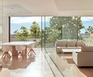 House in the Orchard by Ramon Esteve Estudio