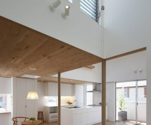 House in Todoroki by Atelier Spinoza