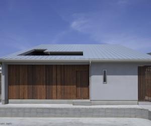 House in Tohkou by Kenji Matsuoka