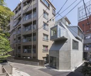 House in Tokyo by Ako Nagao  miCo