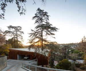 House in Trees by Anonymous Architects, Los Angeles