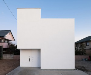 House in Utsunomiya2 by Soeda and Architects