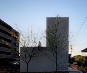House in Yamanote by Katsutoshi Sasaki  Associates