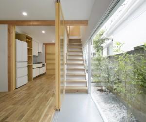 House J by Hiroyuki Shinozaki Architects