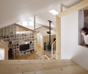 House K by Yoshichika Takagi  Associates