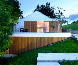 House Katarina by MultiPlan Architects