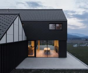 House M by SoNo Arhitekti, Slovenia