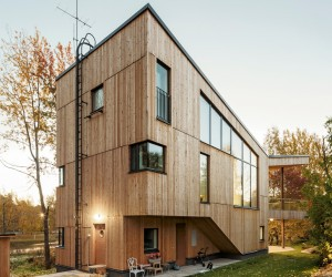 House M-M in Helsinki by Tuomas Siitonen Office