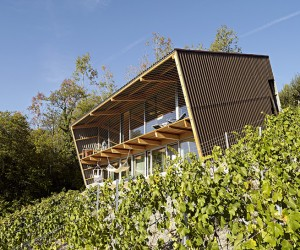 House Masserey by Berclaz-Torrent Architectes