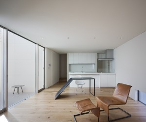House of Hatsugano by NRMArchitects Office