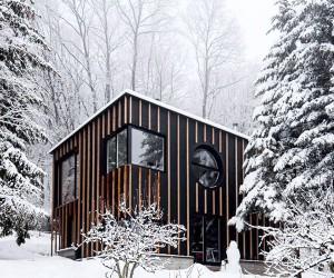 House of Photographer Zsolt Batar by Turányi Bence