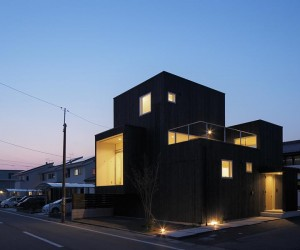 House of Toki by Kazuki Moroe Architects