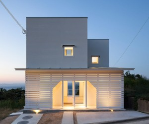 House on Awaji Island by