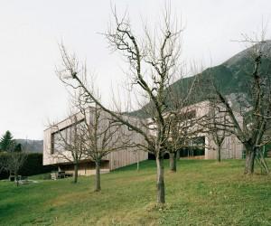 House P by Bechter Zaffignani Architekten